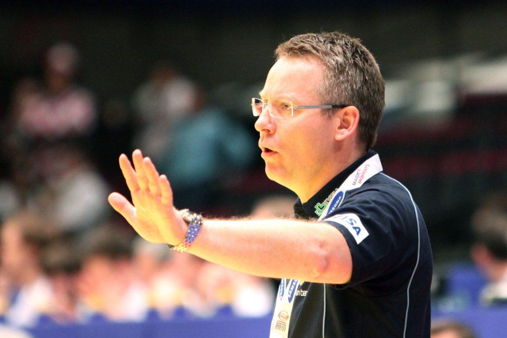 Guðmundur team coach for icelandic handball team
