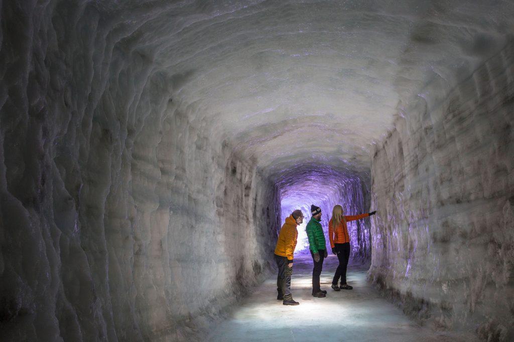 Into the Glacier Tour on Langjokull