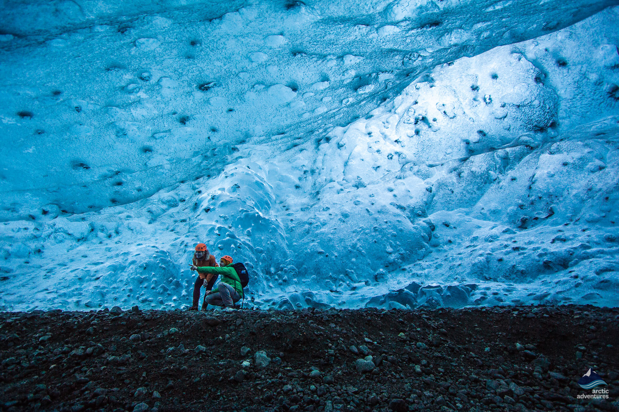 Ice Cave Tours in Iceland