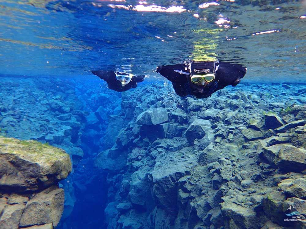 Silfra Snorkeling from Reykjavik