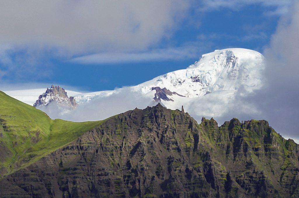oraefajokull glacier volcano