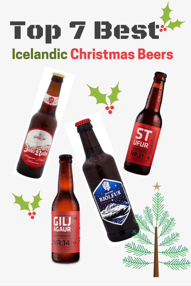 have you ever tried an icelandic christmas beer