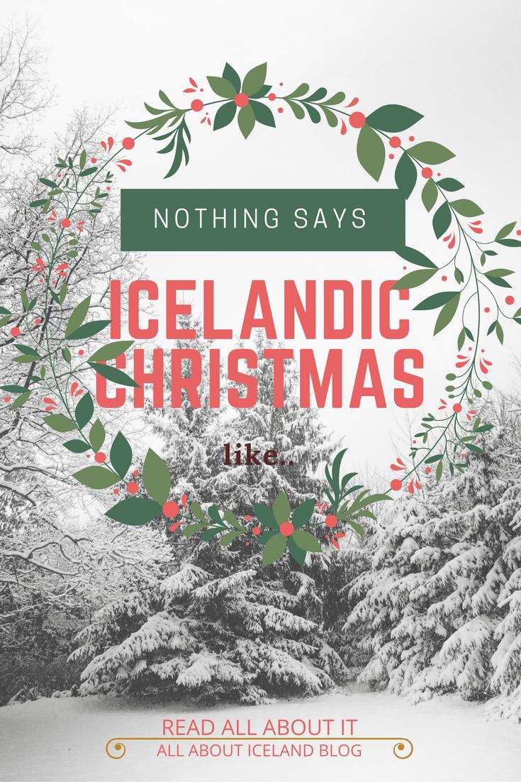 nothing says icelandic christmas like - Merry Christmas In Icelandic