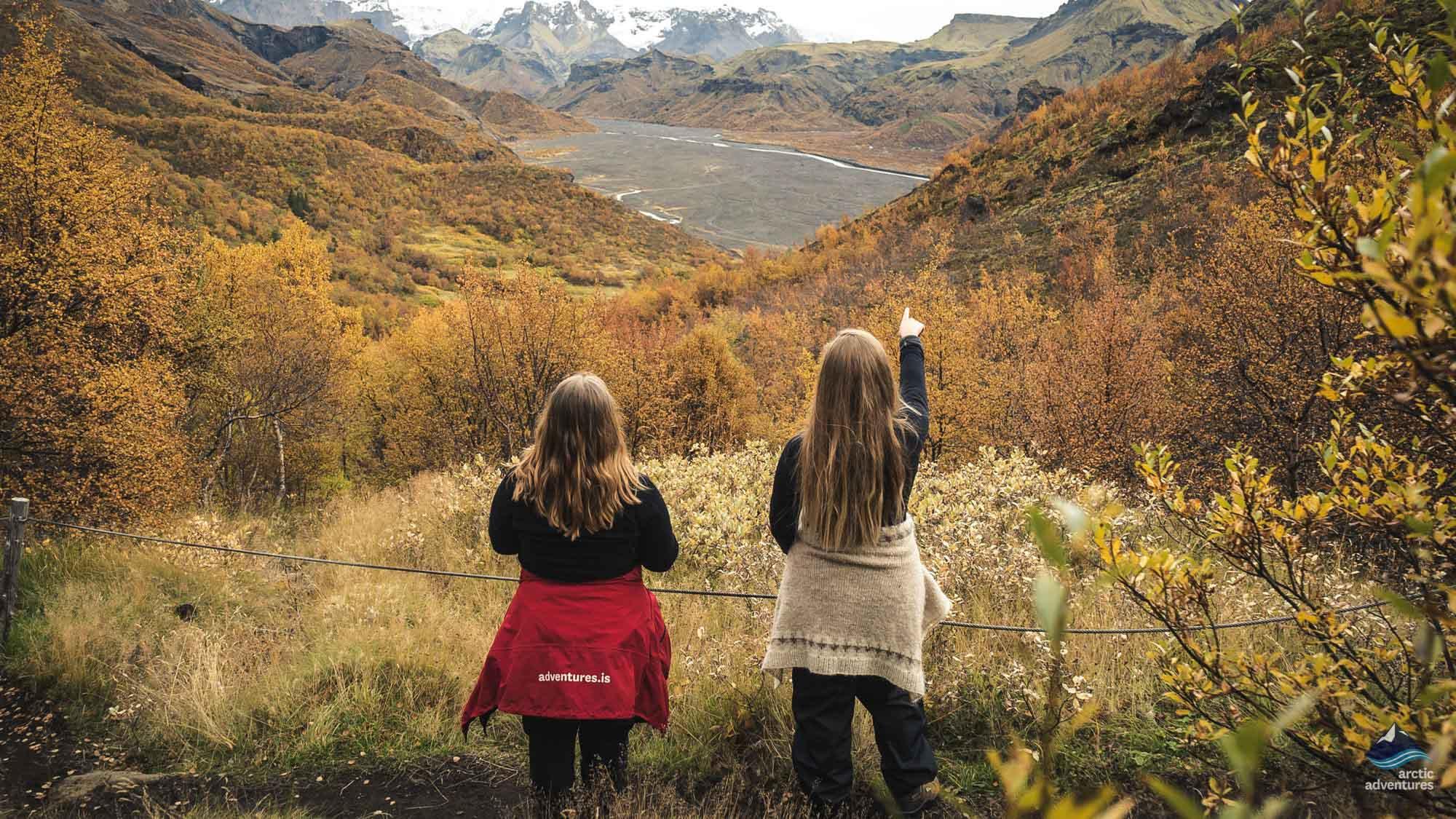Trekking Tours in Iceland
