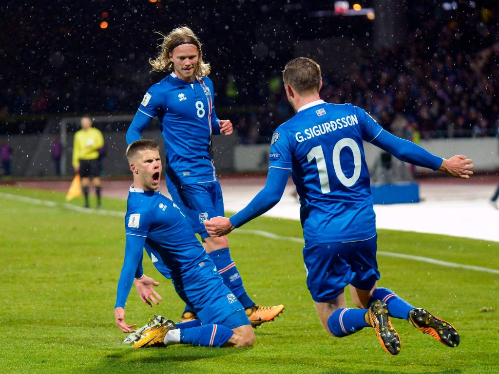 dd6ebd7ed The Icelandic men's national team has qualified for the 2018 World ...