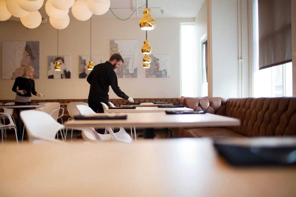 fjalarkotturinn restaurant in iceland
