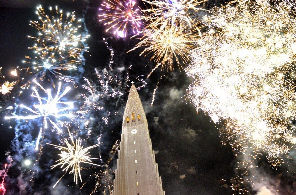new years iceland