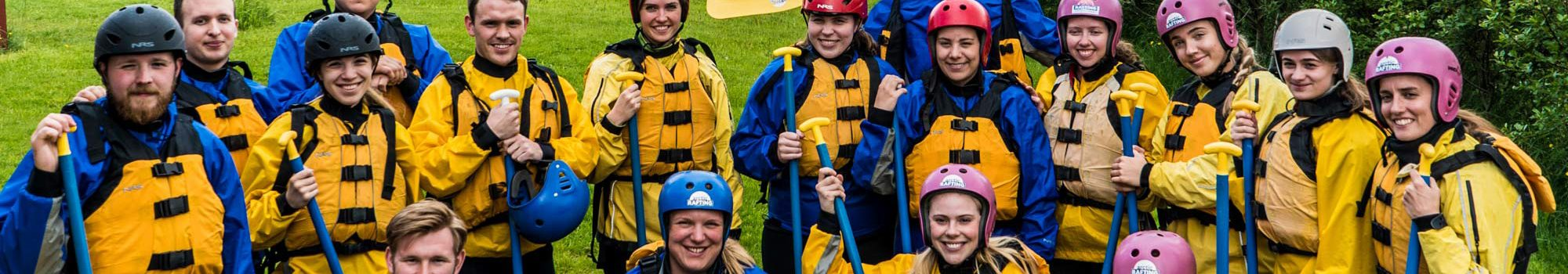 River rafting Iceland
