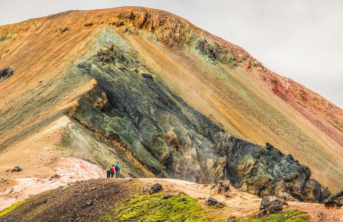 Iceland-Landmannalaugar- Laugavegur-hike-trekking-Brennisteinsalda(22)