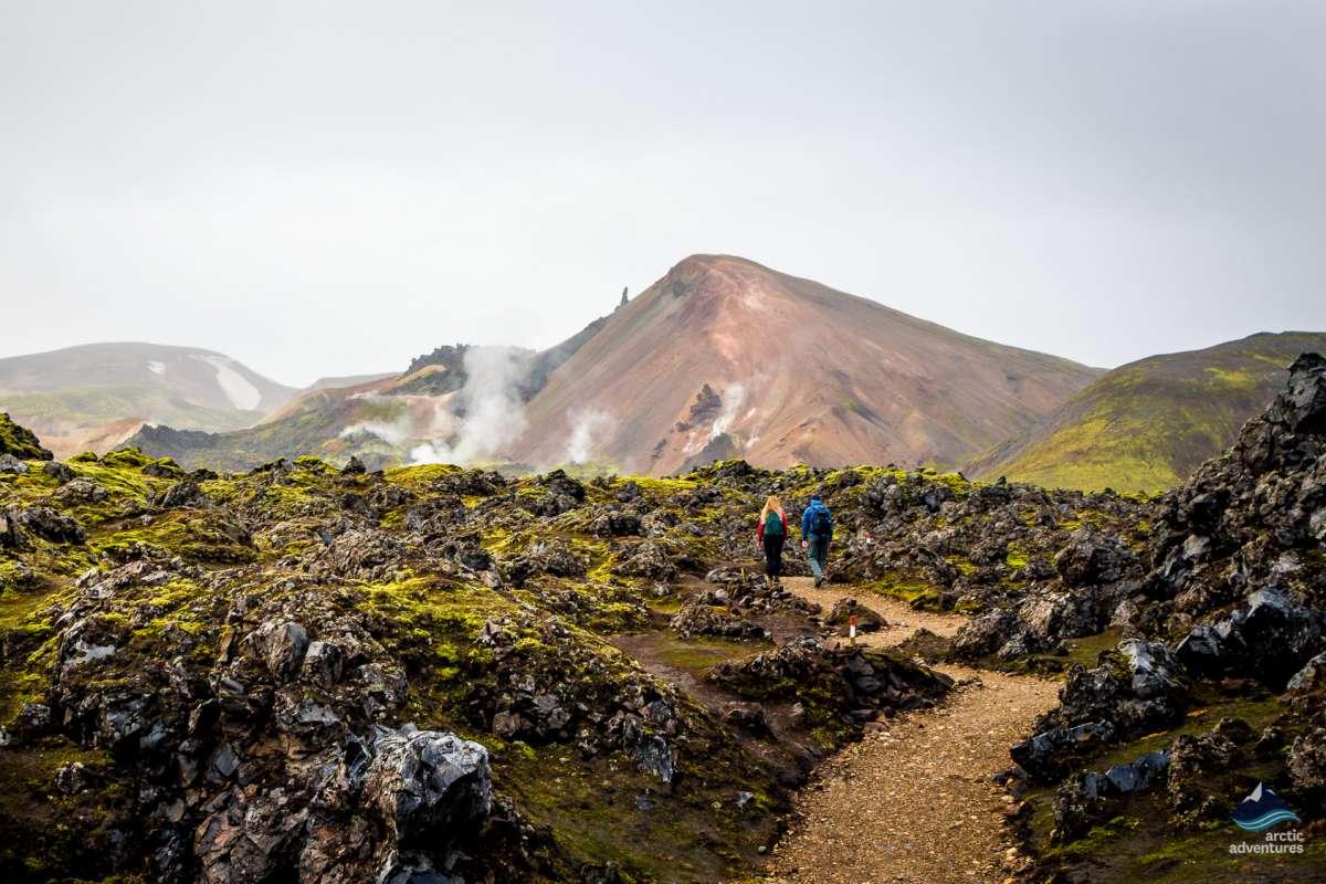 Iceland-Landmannalaugar- Laugavegur-hike-trekking-Brennisteinsalda(23)