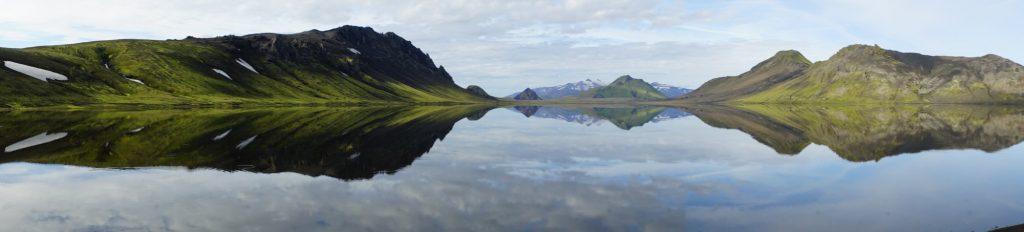 alftavatn laugavegur iceland