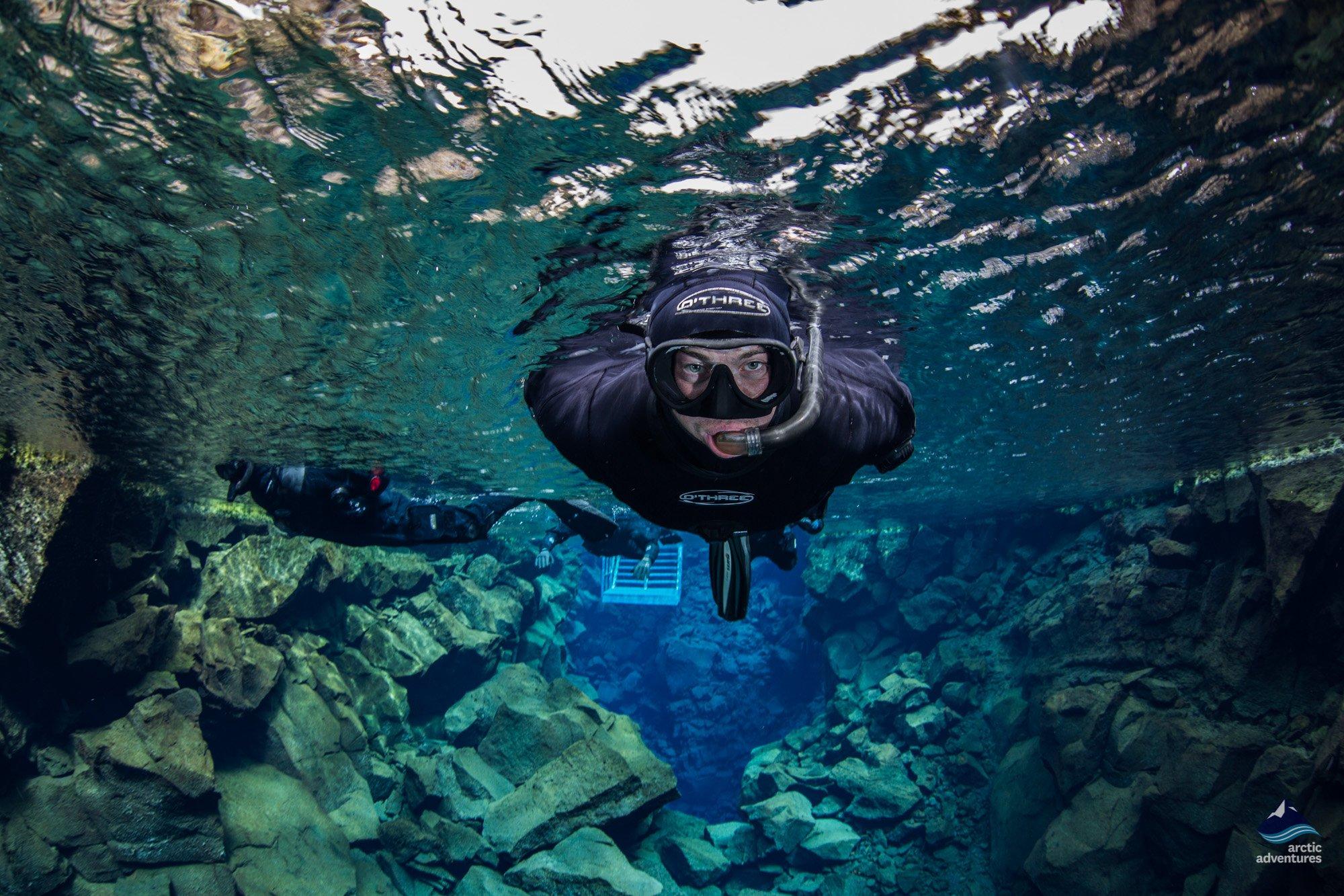 Silfra Snorkeling tour