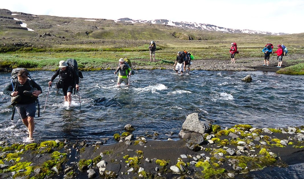 6 Day Vatnajokull Backpacking Expedition Arctic Adventures