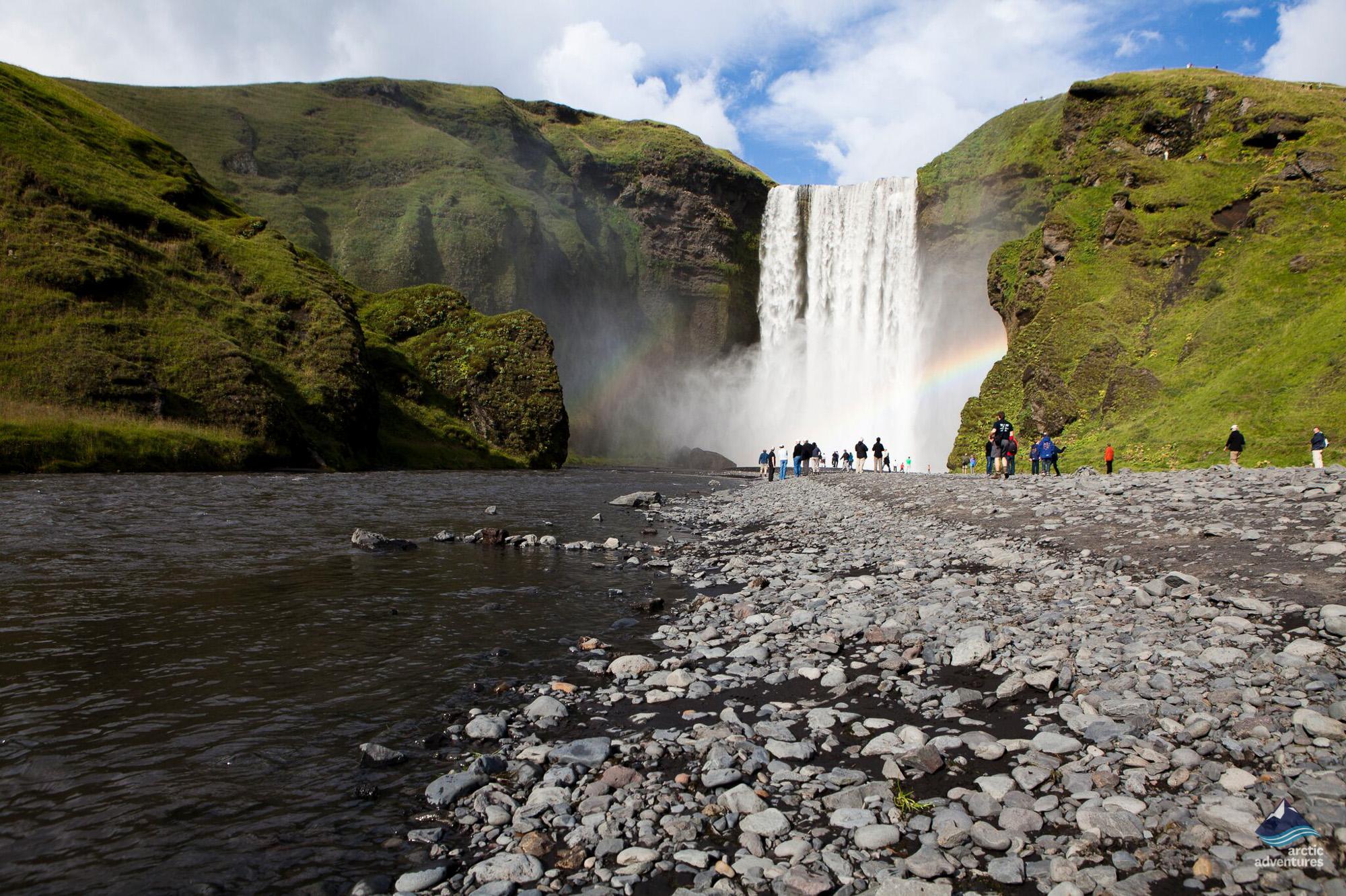 South-Iceland-Waterfall-Skogafoss