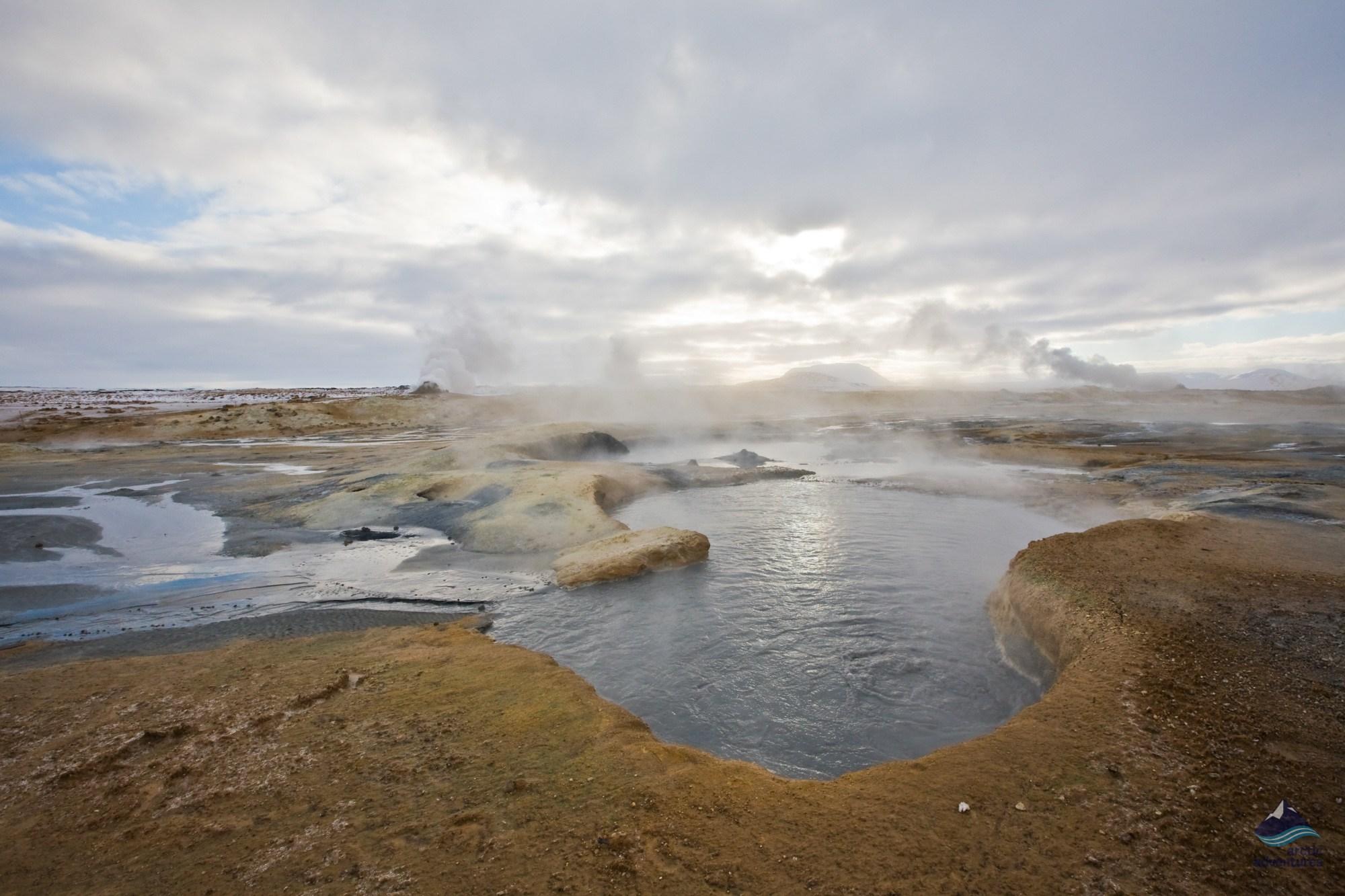 myvaten geothermal area