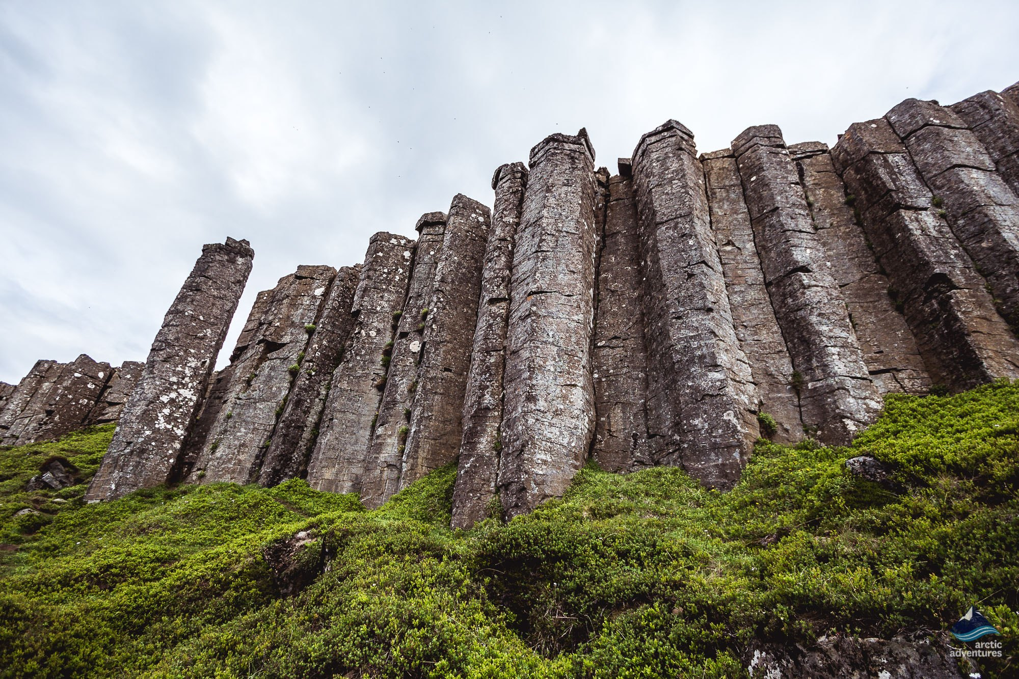 Gerduberg-bastalt-columns-Snaefellsnes-Iceland-2