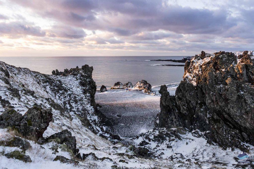 Djupalonssandur Iceland