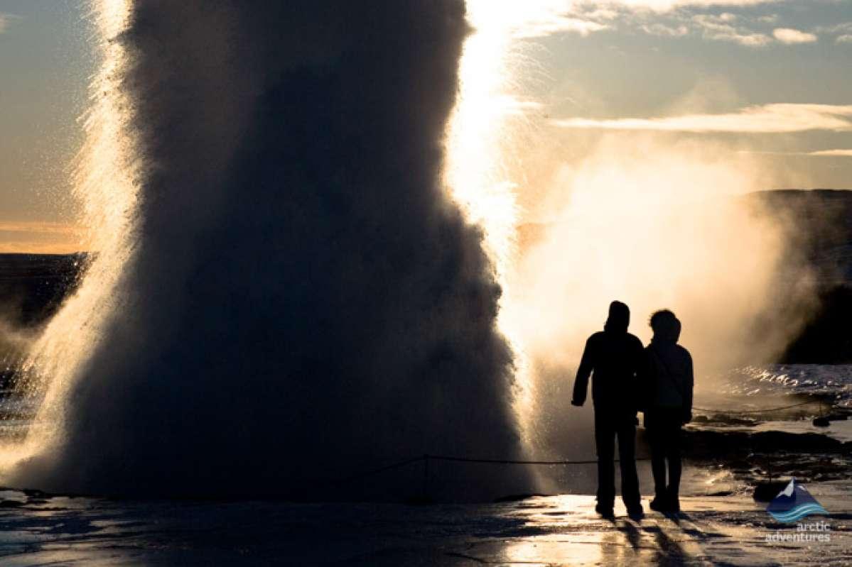 Geysir - Golden Circle - Iceland