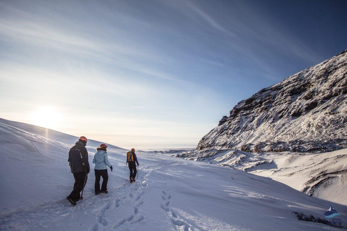 Glacier hike-Skaftafell-Vatnajokull-Iceland