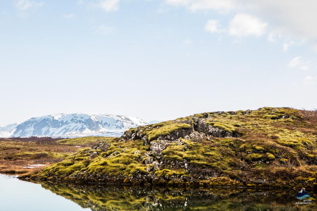 Silfra Fissure-Thingvellir-National-park-Golden-Circle-Iceland