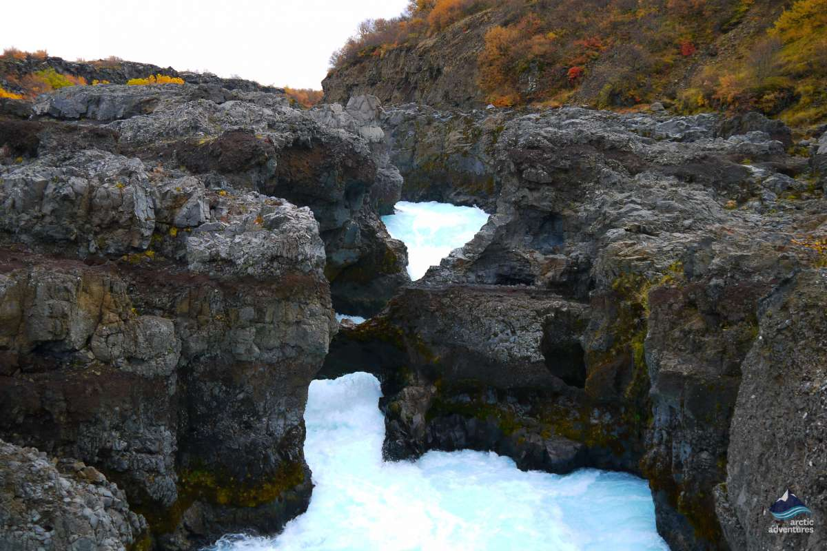 Barnafoss-Snaefellsnes-tour-West-Iceland