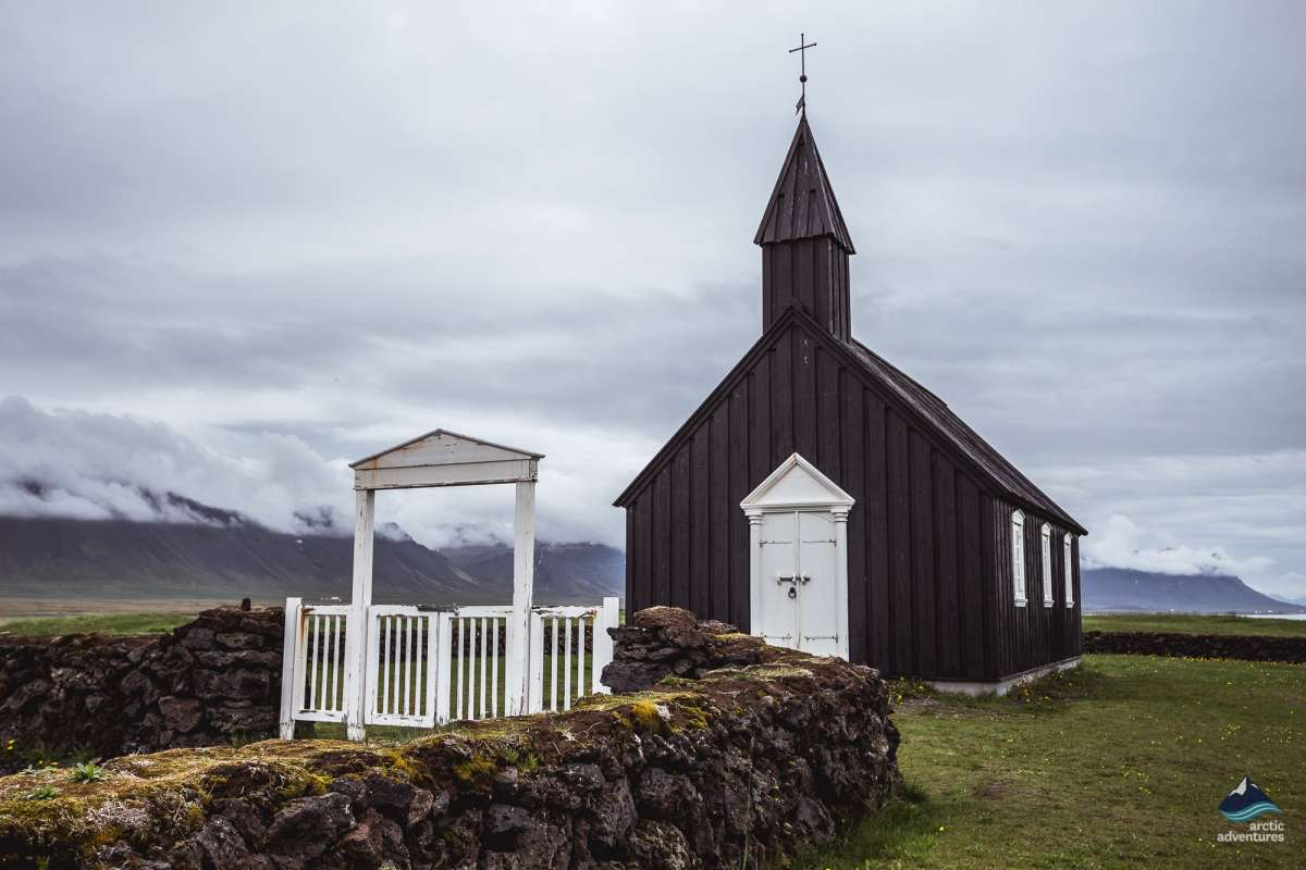 Budir-Black-Church-Snaefellsnes-Iceland