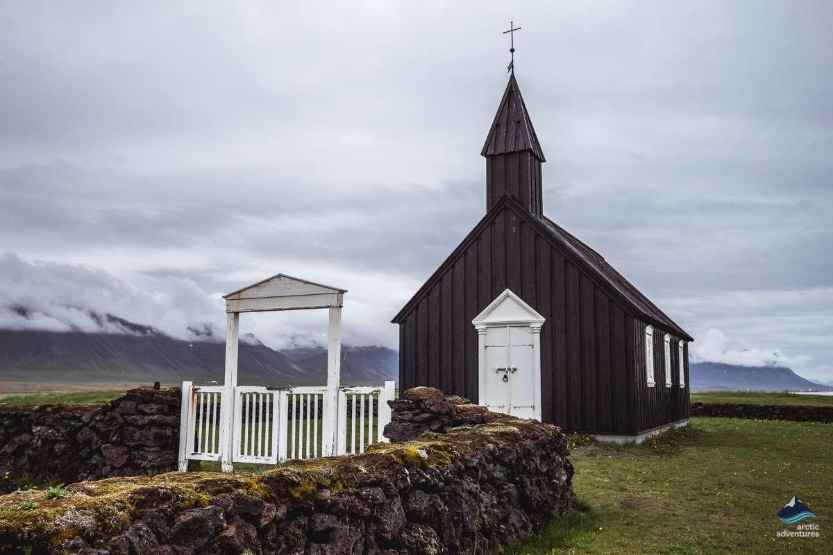 Budir-Black-Church-Snaefellsnes-Iceland