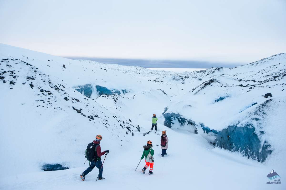 Glacier Hiking Amp Ice Climbing In Iceland Day Tours