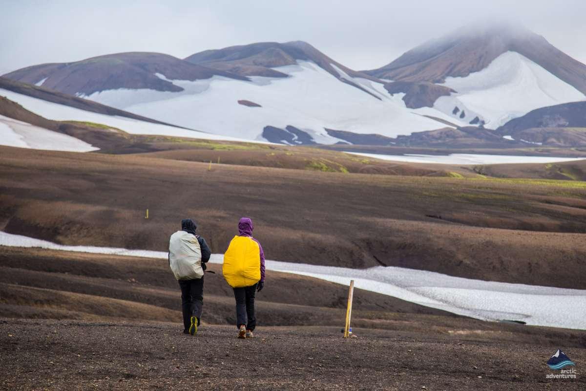 Hrafntinnusker-trekking-Laugavegur-trek-Iceland