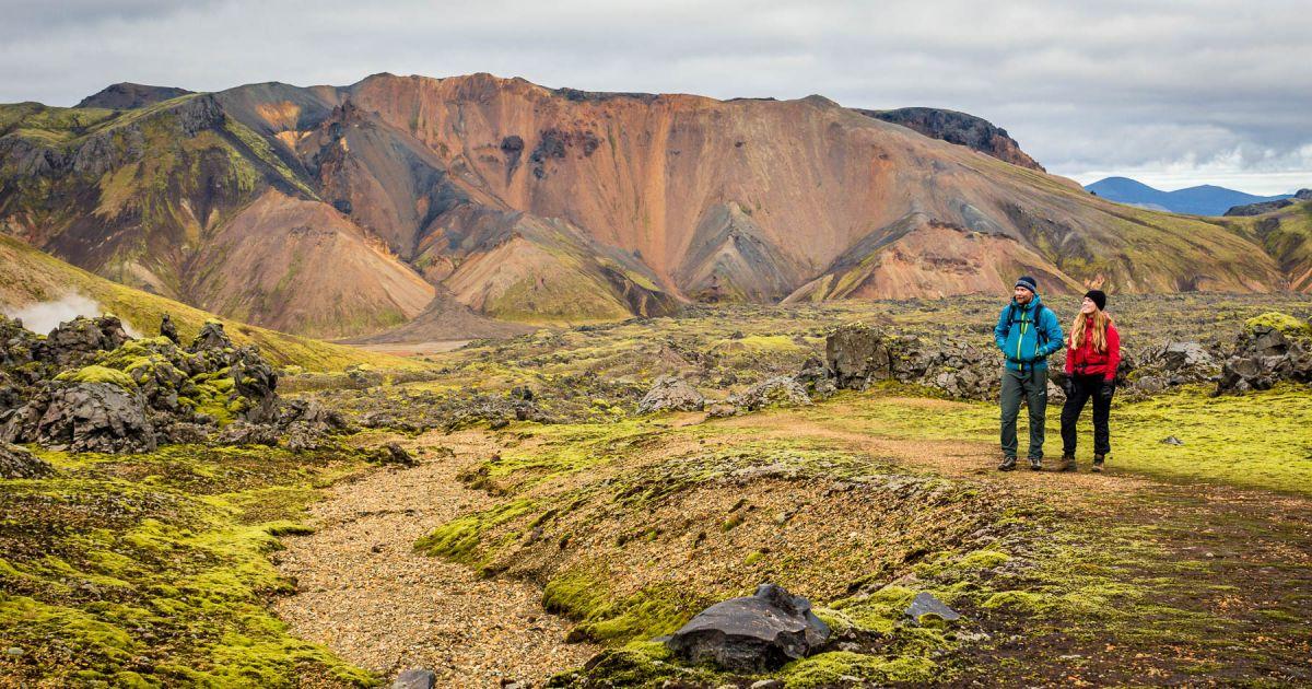 Landmannalaugar Hiking Day Tour Arctic Adventures