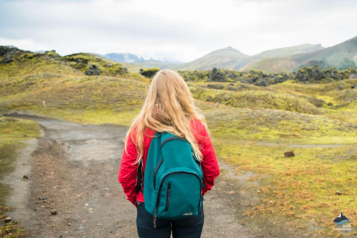 Iceland-Landmannalaugar-Laugavegur-hike-trekking