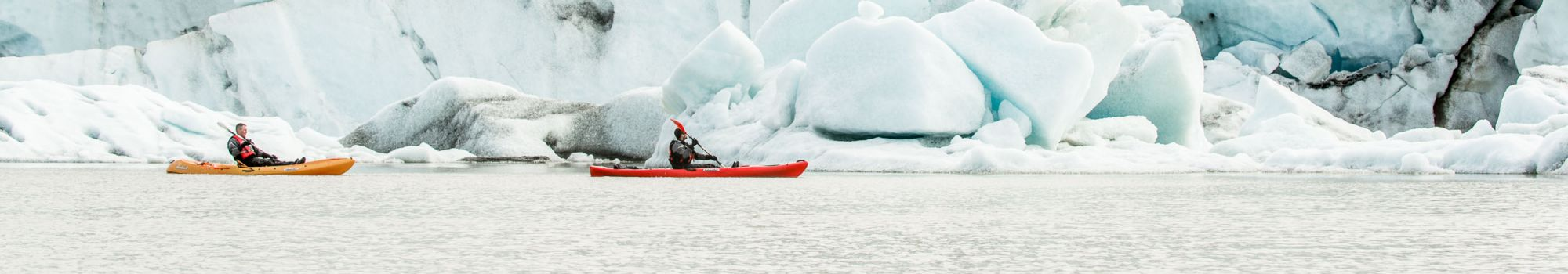 Kayaking-Heinabergslon-Glacier-Lagoon-Iceland