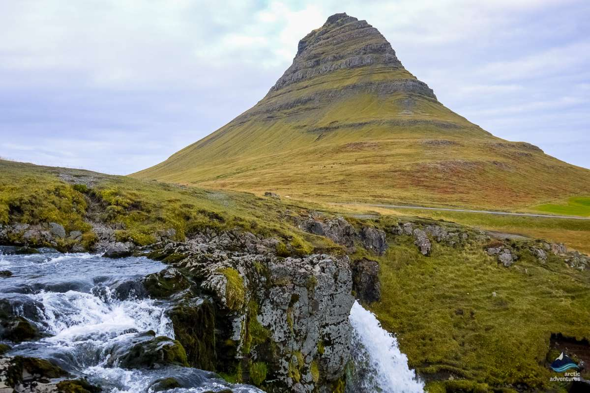 Kirkjufell Mountain West Iceland tour