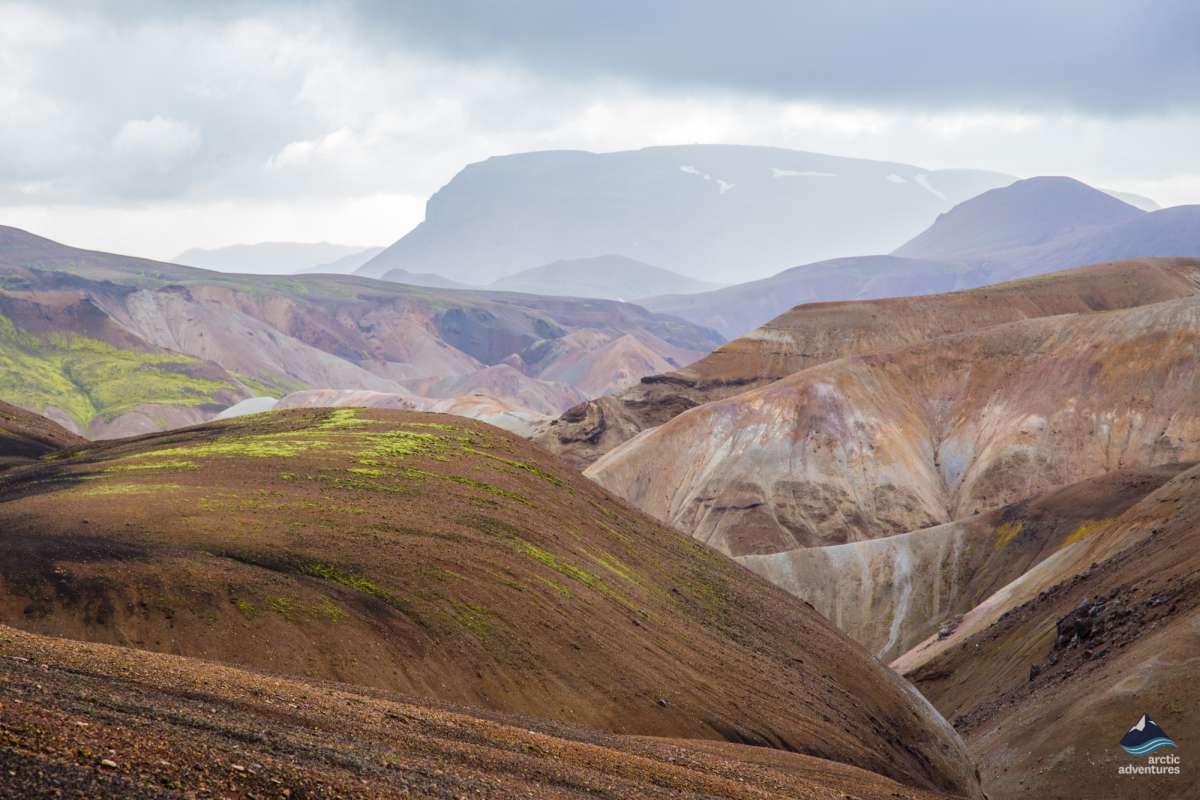 mountains-laugavegur-trek-Iceland