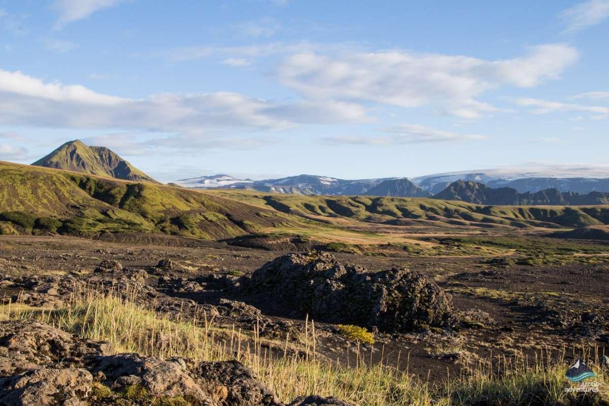 Mountains-glaciers-Laugavegur-trek