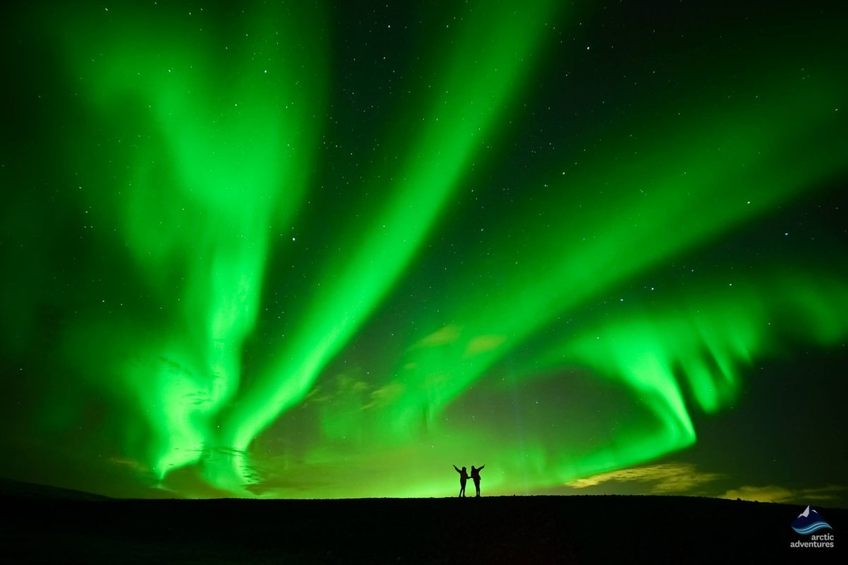 Private Northern Lights Tour In Iceland Arctic Adventures