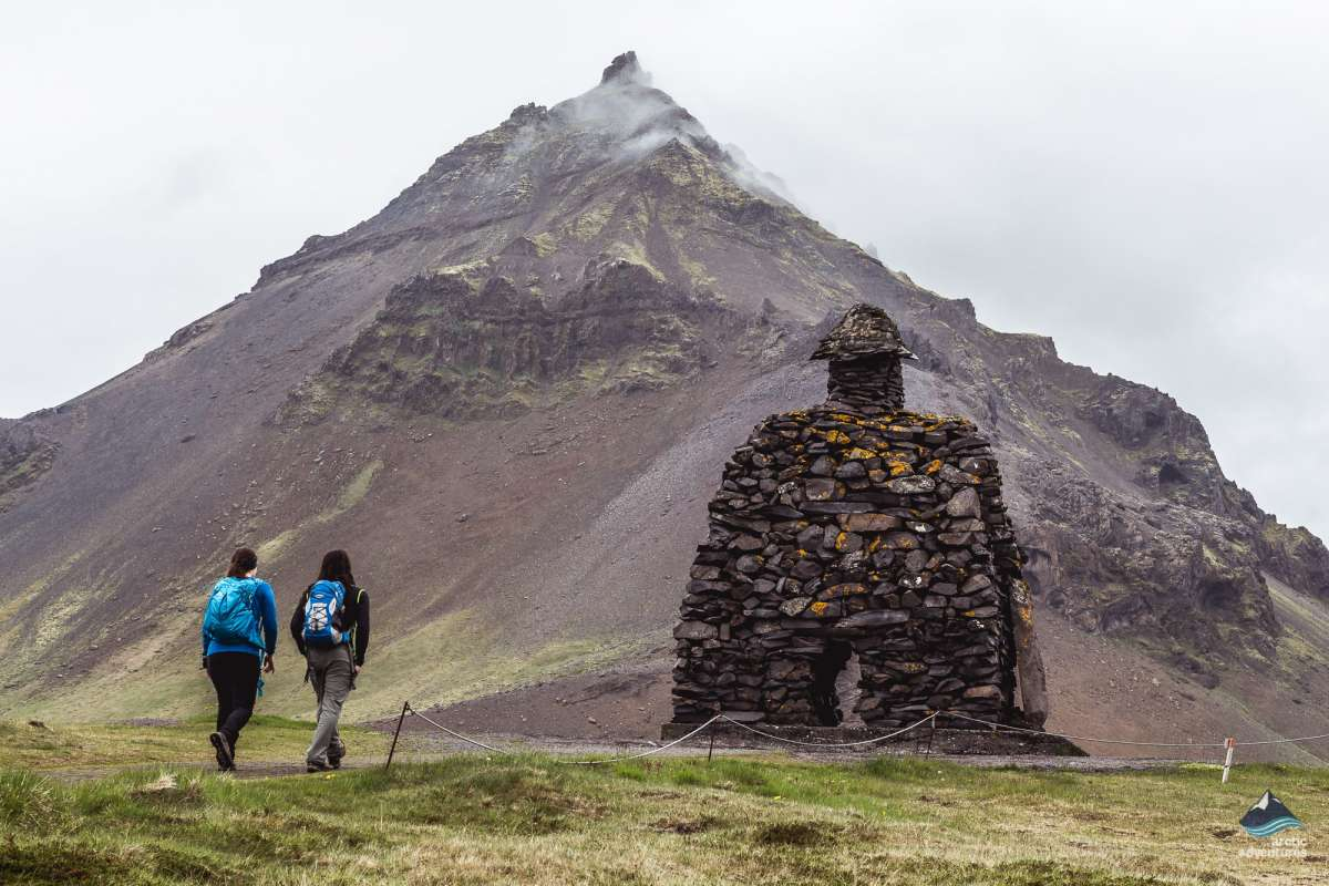 Snaefellsnes-peninsula-Iceland-Arnarstapi