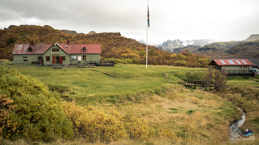 Thorsmork-Base-hut-Trekking-Iceland