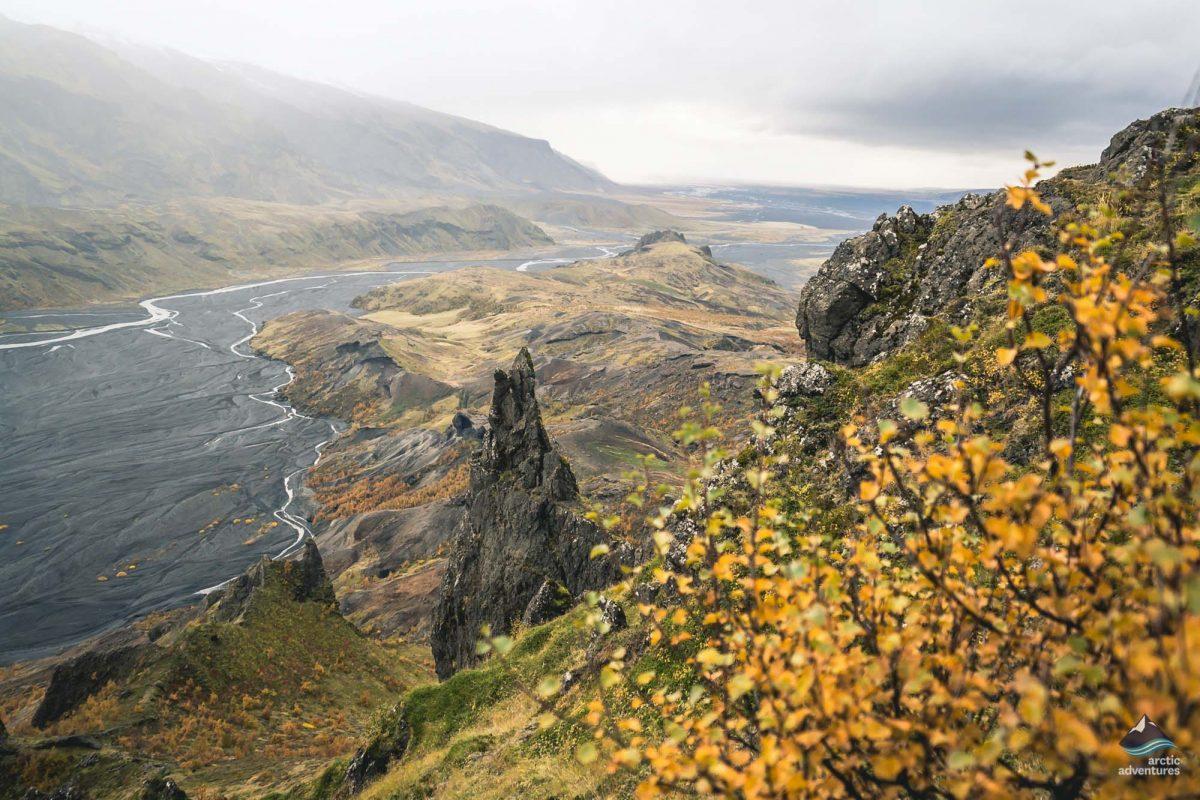 Thorsmork-Iceland-Hike-Trek-Northern-Lights
