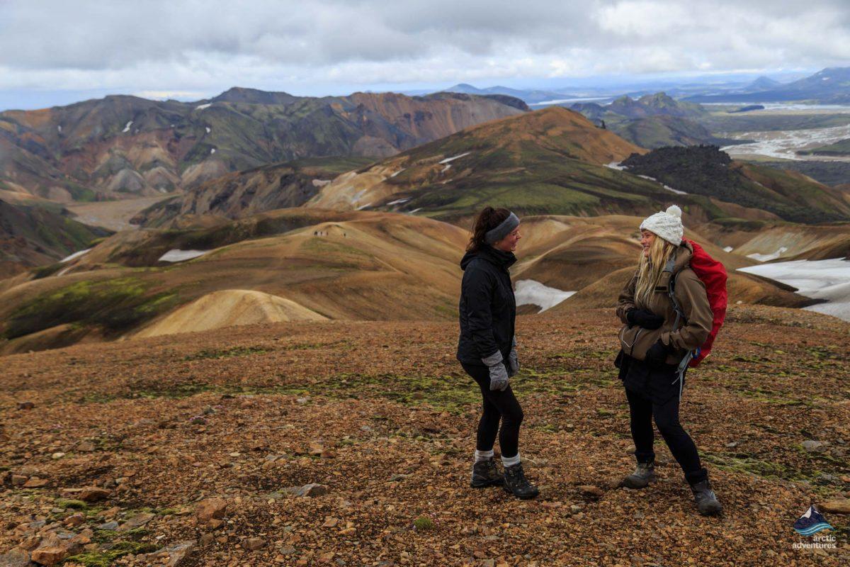 Laugavegur-trail-trekking-tour-Iceland
