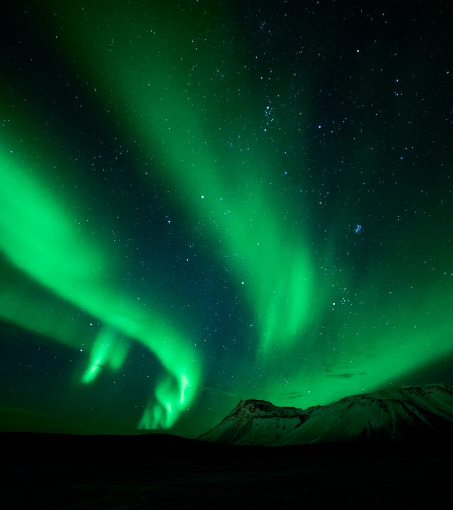 Northern Lights 'Voices from the Arctic' - What's on Skye