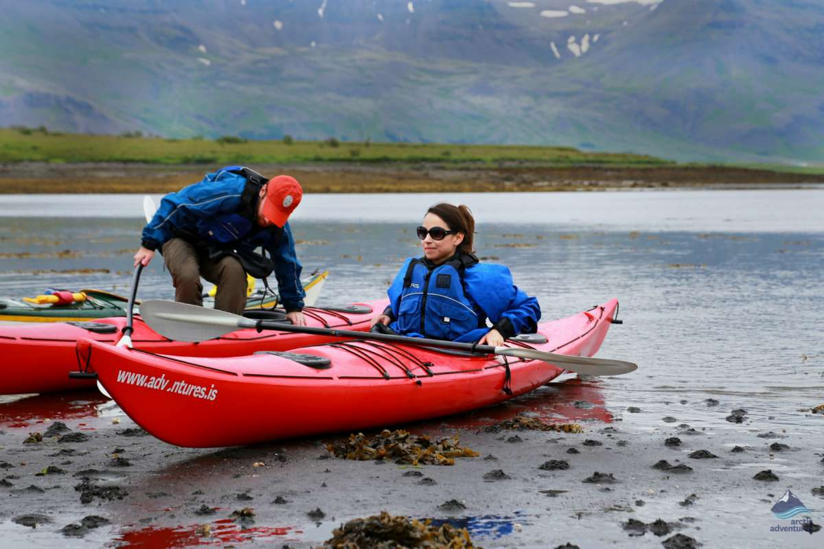 Sea-kayaking-Iceland-tour