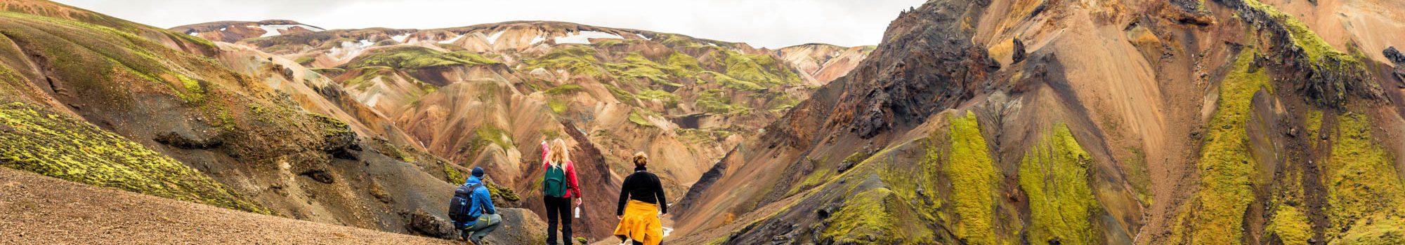 Landmannalaugar-tekking-trail-Iceland