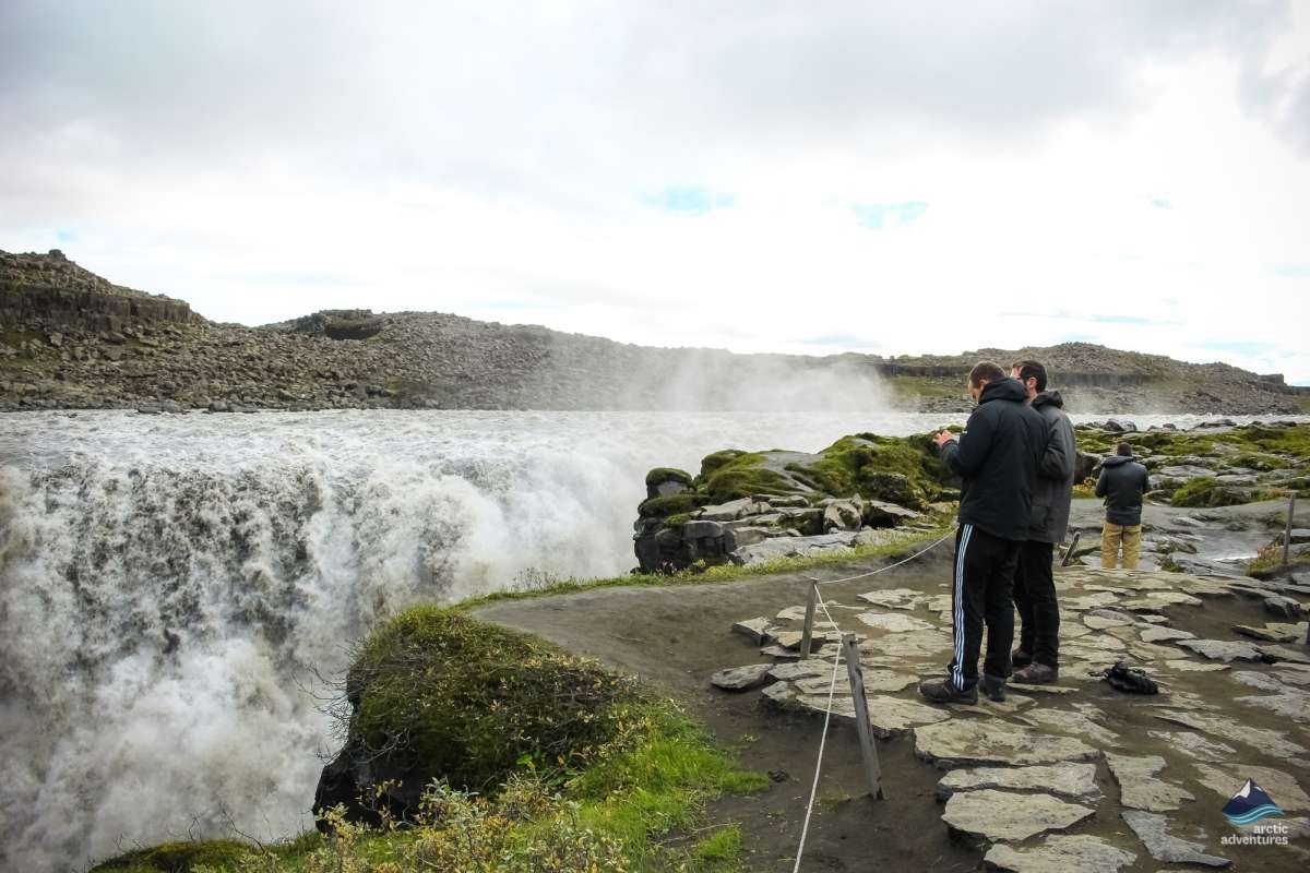 Dettifoss-Waterfall-North-Iceland