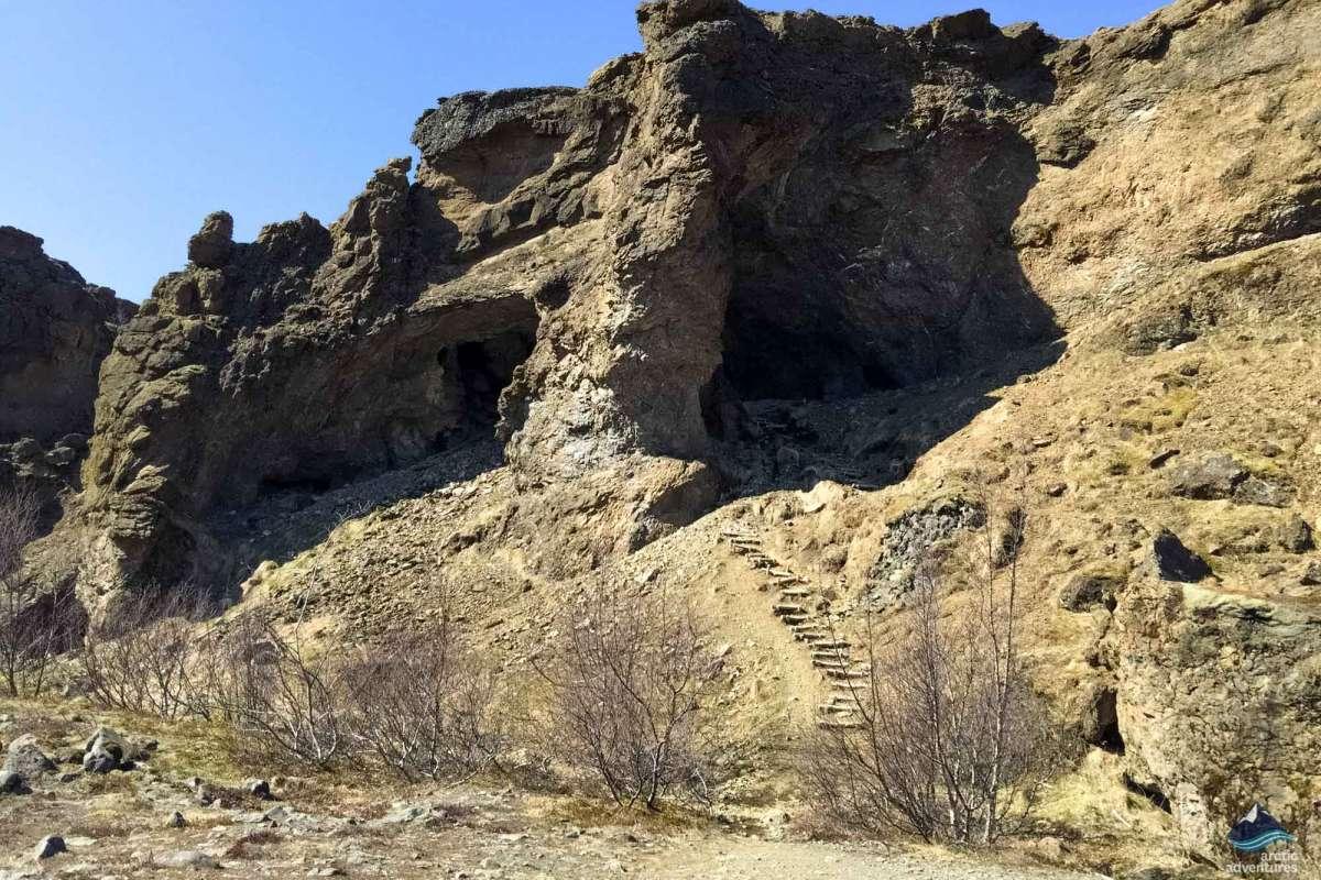 Glymur-hike-Iceland