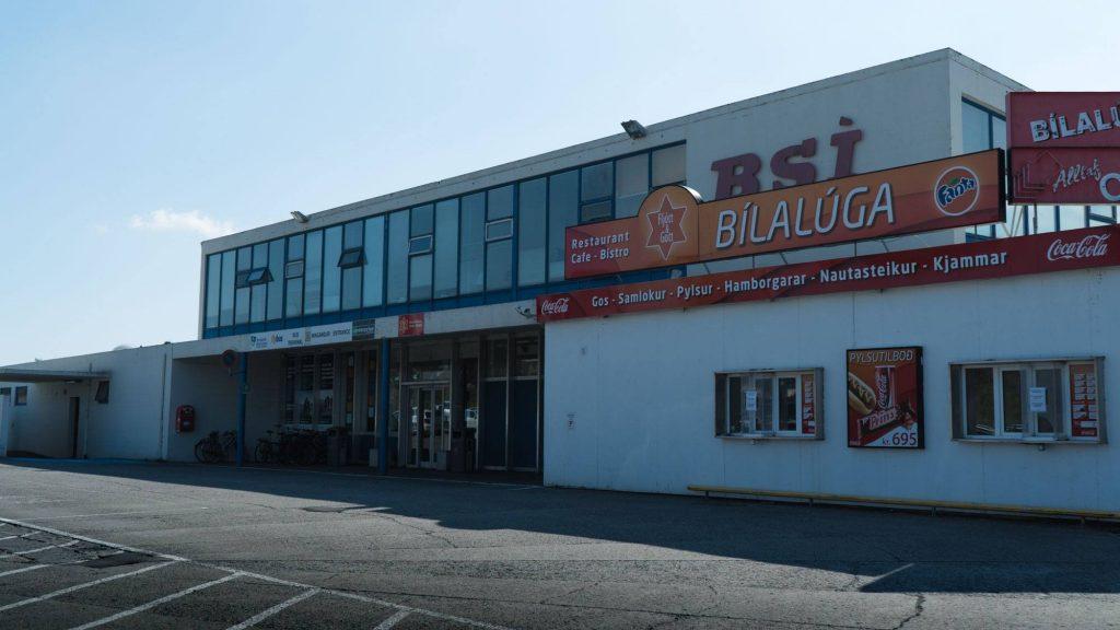 BSÍ bus terminal