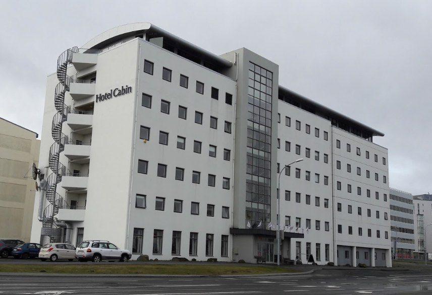 Cabin Hotel Reykjavik Iceland