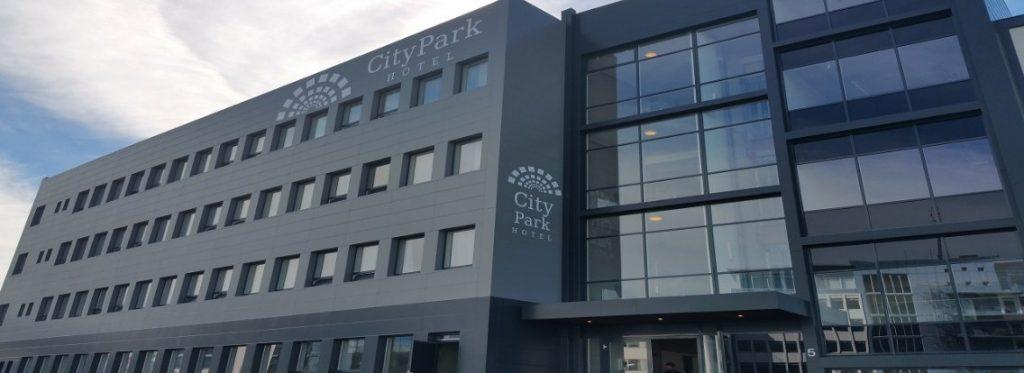 City Park hotel Iceland