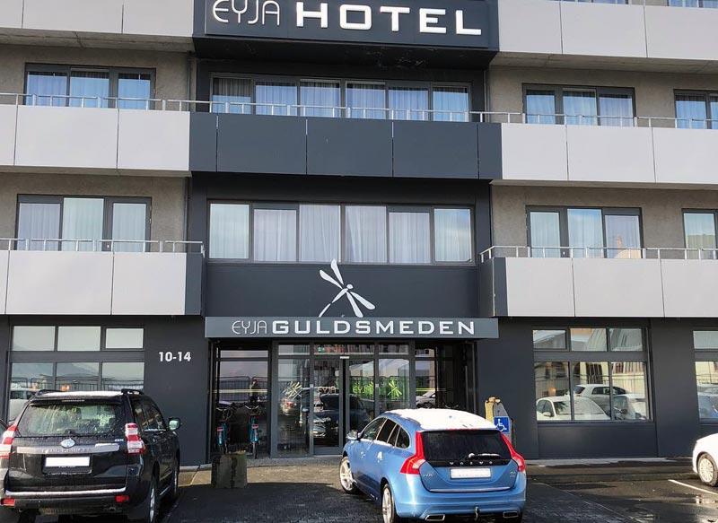 Eyja Guldsmeden Reykjavik Iceland