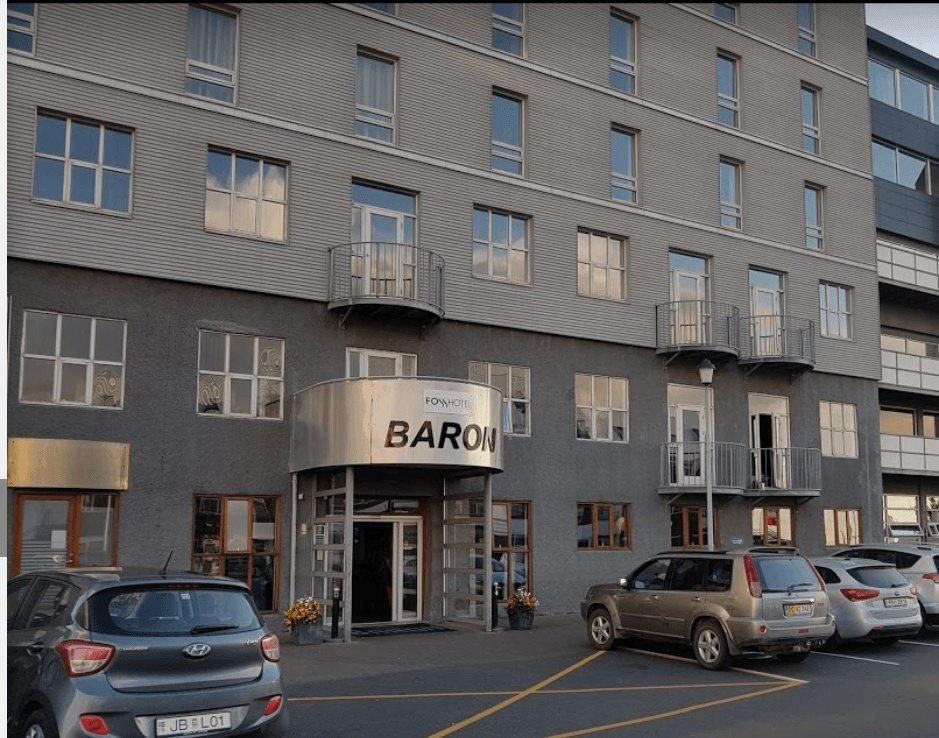 Fosshotel Baron Iceland